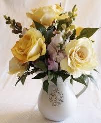 silk flowers arrangements home foter