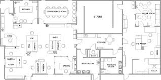 Commercial Office Floor Plans Office Design Office Layout Plan For G Shaped Building