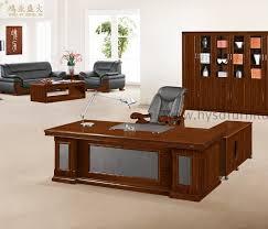 Presidential Desks Luxury Wood Presidential Furniture Office Desk Hy D4822 4824