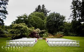 Vandusen Botanical Garden Wedding Dusen Wedding Ceremony Vancouver Wedding Planner