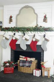 our christmas family room farmhouse holiday series beneath