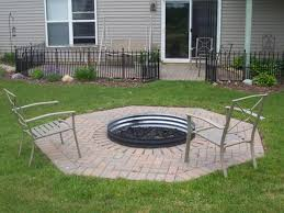 Firepit Cover Metal Pit Cover For Ring Pit Covers