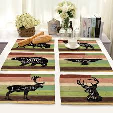 dining room table placemats table placemats u2013 ultragem