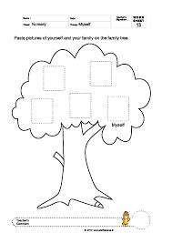 free pre primary worksheets