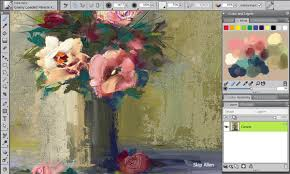 digital art u0026 painting software corel painter 2018