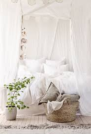 39 dreamy ideas for bedrooms with canopy bed white canopy