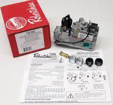 robertshaw millivolt gas valve 710 502 7000mvrlc ebay