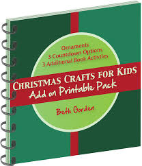 christmas crafts for kids 100 activities and recipes add on