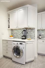 laundry in kitchen design ideas 9 small laundry room ideas for the tiniest of apartments
