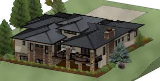modern prairie house plans modern prairie house plans traintoball