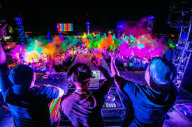 Black Light Halloween Party by 8 Halloween Themed Races In And Around Charlotte This Month