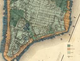 Map Of Lower East Side New York by Courtship Years Charlotte Mecklenburg Story