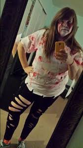 Halloween Bloody Mary Costume 25 Bloody Mary Costume Ideas Zombie Eye