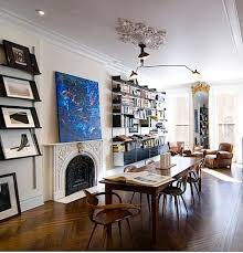 Best Brownstone Interiors Images On Pinterest Brownstone - Brownstone interior design ideas