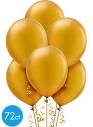 gold balloons gold balloons party city