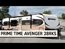 2016 prime time avenger 28rks travel trailer youtube