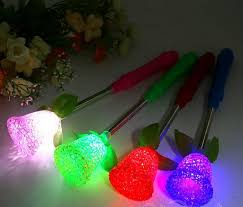 christmas sticks with lights free ems dhl crystal rose christmas party supplies led glow sticks