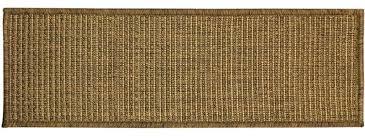 red barrel studio lammers jute back indoor outdoor carpet chestnut