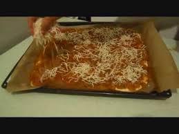 recettes de cuisines faciles et rapides pizza marocaine sauce oignons poivrons recette facile et rapide