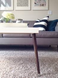 coffee table marvelous mid century sofa round coffee table
