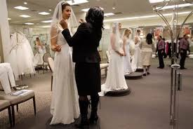 the big money the wal mart of weddings business us business