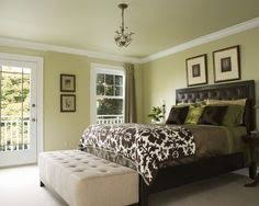 Green  Brown Master Bedroom By SherwinWilliams I Like The - Bedroom color green