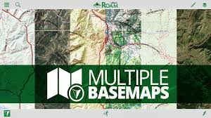 Montana Land Ownership Maps by Roam Gps Land Trails Topo Maps Android Apps On Google Play