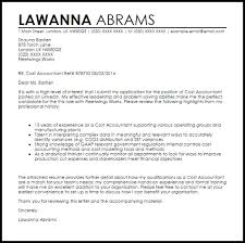 property management accountant cover letter
