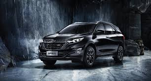 chevy equinox chevy equinox gains the rs badge in china