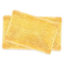 Bed Bath And Beyond Bathroom Rug Sets Buy Yellow Bathroom Rugs From Bed Bath U0026 Beyond