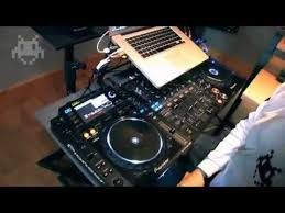 how to set up serato hid control on the cdj 2000 with joachim