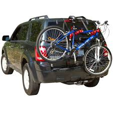 3 bike steel frame mount trunk bike rack bc 71031 3 discount ramps