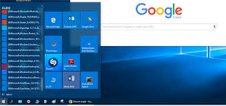 les icones du bureau ont disparu plusieurs applications ont disparus sur windows 10 comme