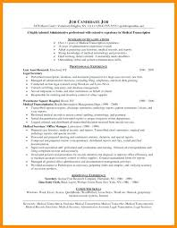 transcribing resume objective ideas for research transcriptionist resume senior chemist resume sle senior medical