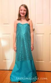 turmec strapless dresses for kids 9 and 10