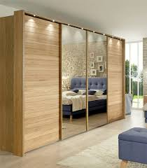 Sliding Door Wardrobe Designs For Bedroom Furniture Home Jupiter By Stylform Semi Solid Oak And Glass Or