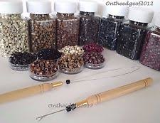 microlink hair extensions micro link hair extensions ebay