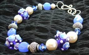 making necklace with beads images Choosing beads that work together beadage jpg