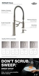 Kohler Kitchen Faucet Best 25 Kitchen Faucets Ideas On Pinterest Kitchen Sink Faucets