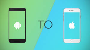 switching from android to iphone how to move from android to iphone complete guide