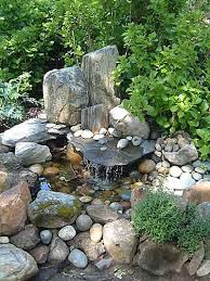 Small Garden Ponds Ideas Gardens With Ponds Ideas
