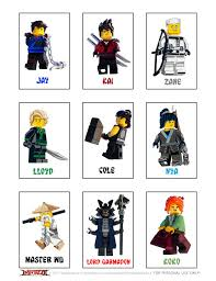 printable lego ninjago games memory u0026 shadow match happiness