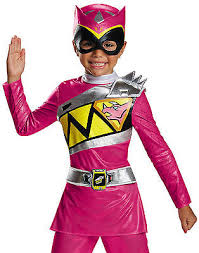 Pink Ranger Halloween Costume Pink Ranger Dino Charge Power Rangers Toddler Girls Halloween