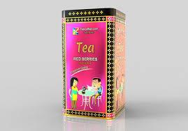 Tea Decorative Tins — TeaCoffee