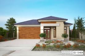 3 Bedroom House Plans Designs For Africa By Maramani No Garage Id