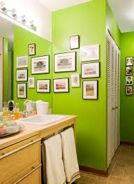 bathroom 2017 artistic bathroom interior green accent arts