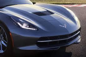 corvette stingray 2014 a visual comparo between the 2014 corvette stingray and the 2009