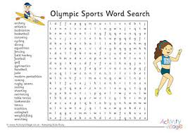 printable hard word games olympic sports word search 460 3 jpg