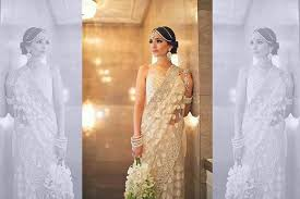 christian bridal sarees 11 best of the best in 2016