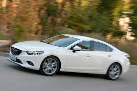 mazda saloon cars new mazda 6 saloon review auto express